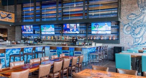 New Pacific Beach Restaurant And Bar